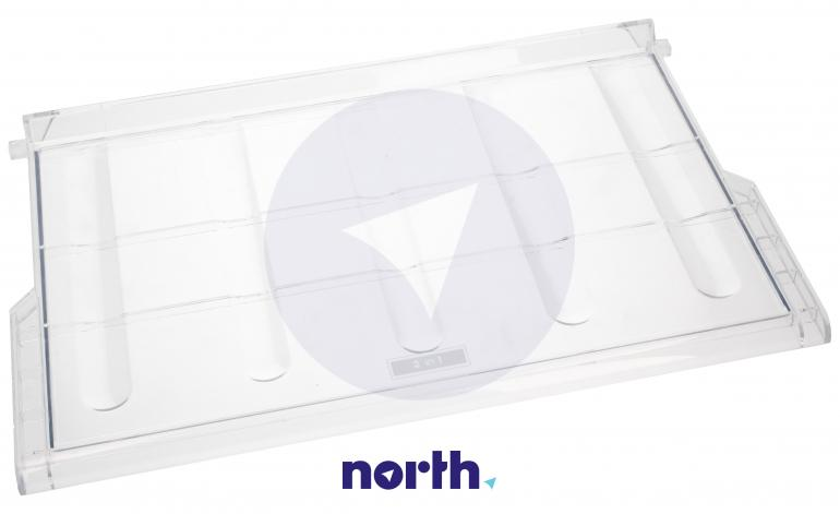 Półka plastikowa do komory chłodziarki do lodówki Whirlpool 481010470979,0