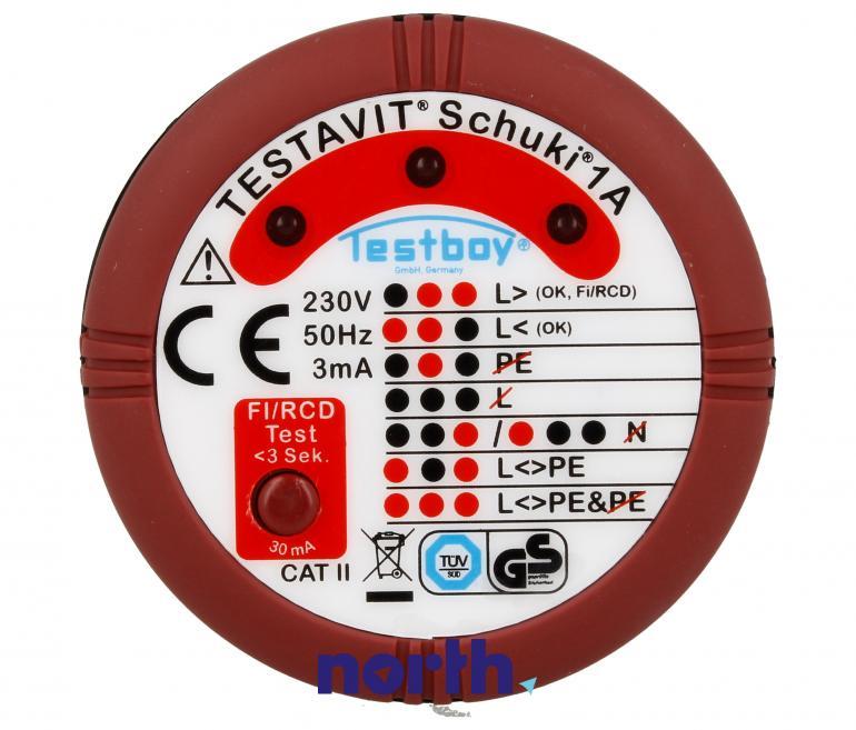 Tester elektryczny Testboy TESTAVITSCHUKI1A,4