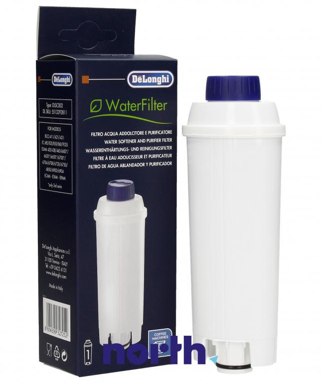 Filtr wody DLS C002 SER3017 DeLonghi,0