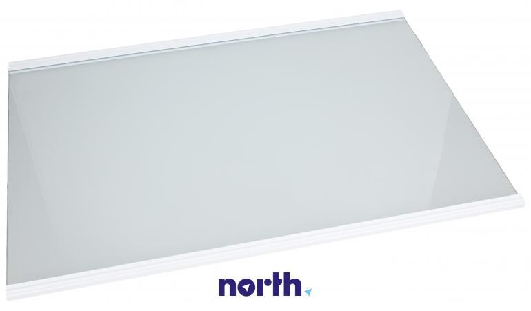 Półka szklana z ramkami do komory chłodziarki do lodówki Samsung DA97-13502D,1