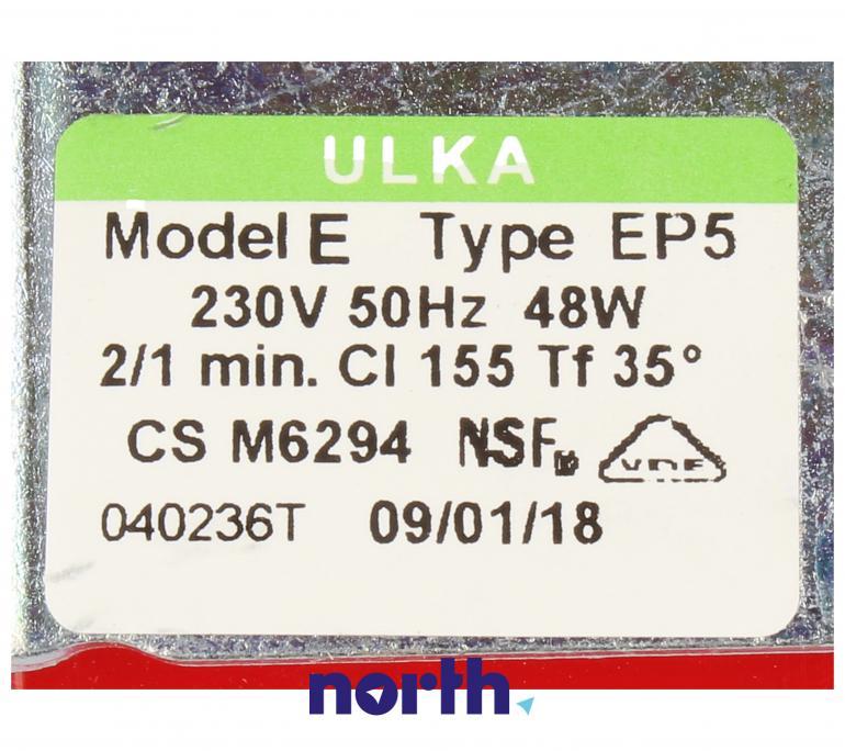 Pompa ciśnieniowa 48W 230V Ulka do ekspresu DeLonghi EP5 5113211281,3
