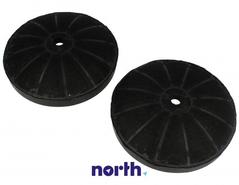 Filtr węglowy okrągły KF 17154 do okapu Amica 14cm 2szt.,2