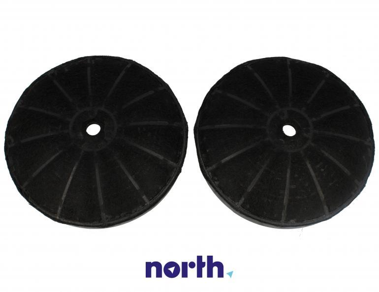 Filtr węglowy okrągły KF 17154 do okapu Amica 14cm 2szt.,4