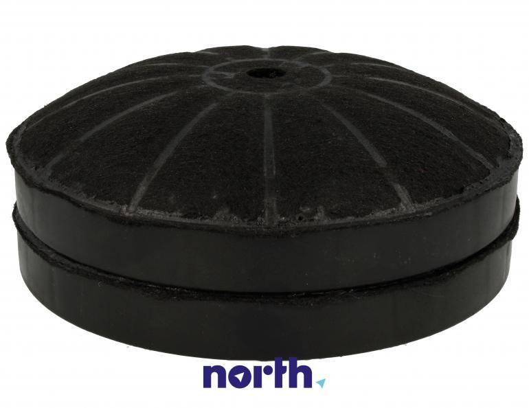 Filtr węglowy okrągły KF 17154 do okapu Amica 14cm 2szt.,5