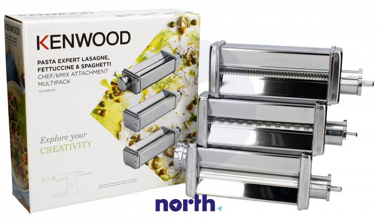 Przystawki do makaronu do robota kuchennego Kenwood MAX980ME AW20011036,0
