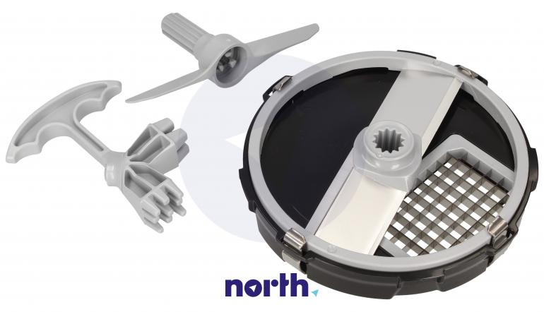 Przystawka do krojenia w kostkę do robota kuchennego Bosch MUZ9CC1 17000954,0