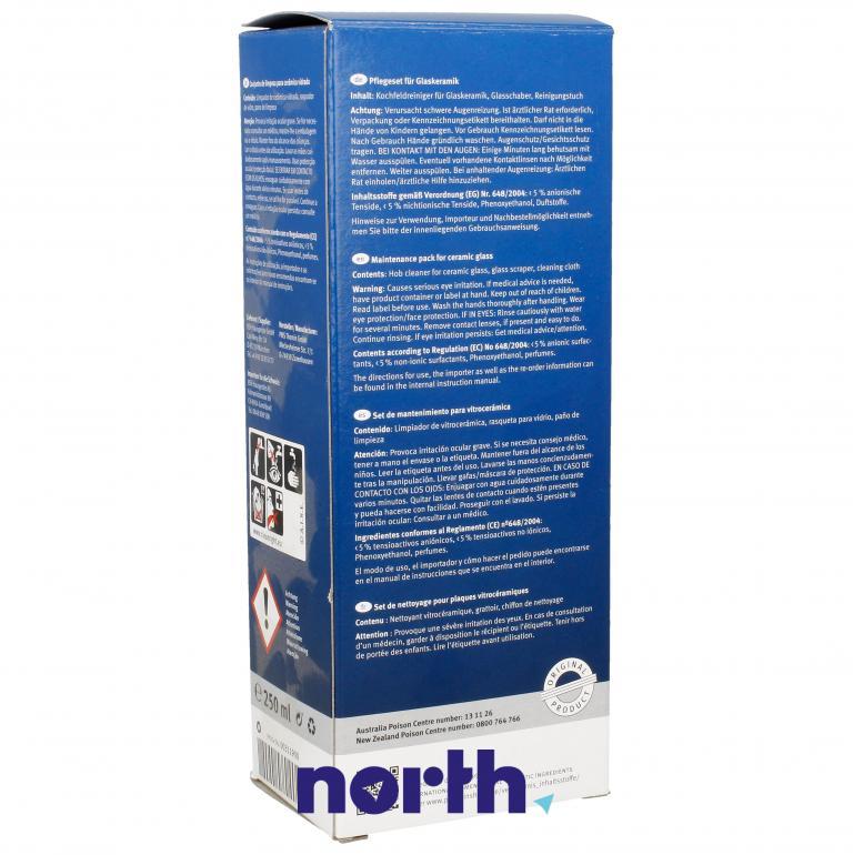 Zestaw do czyszczenia do płyty ceramicznej Bosch 00311900,1