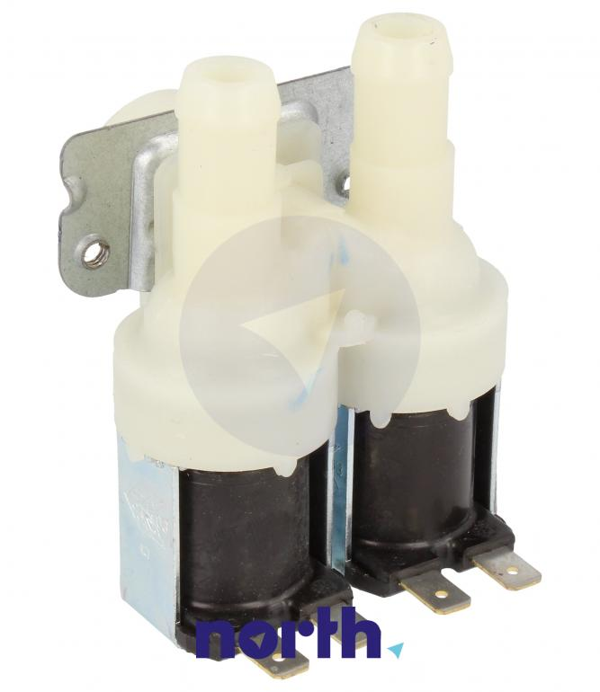 Elektrozawór podwójny do pralki Zanker,1