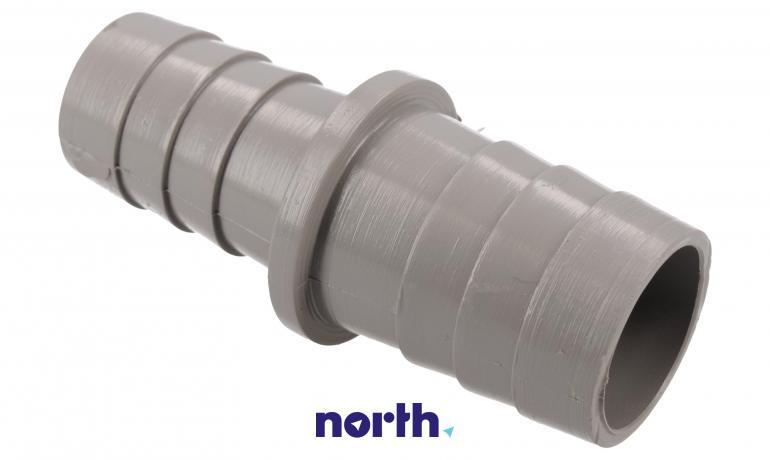 Łącznik prosty węża odpływowego do pralki LG 21x23mm,0