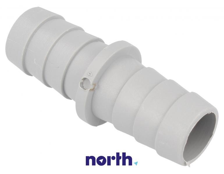 Łącznik prosty węża odpływowego do pralki fizi.xyz 21x21mm,0