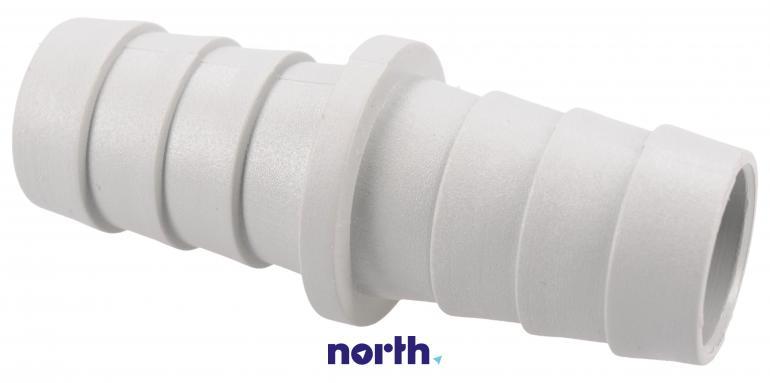 Łącznik prosty węża odpływowego do pralki fizi.xyz 21x21mm,1