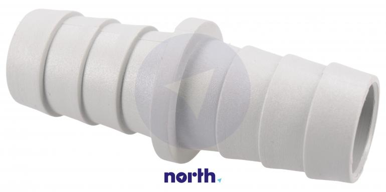 Łącznik prosty węża odpływowego do pralki LG 21x21mm,1