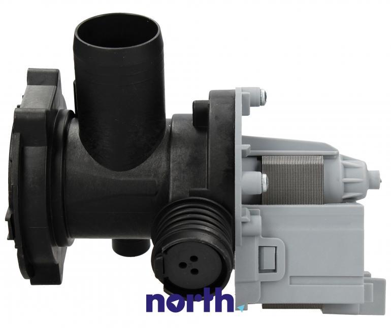 Pompa odpływowa kompletna (silnik + obudowa) do pralki Indesit C00119307 za 482000022889,3