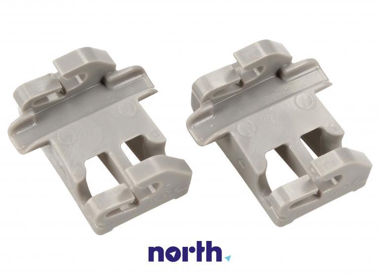 Zaczep grzebienia górnego kosza do zmywarki Bosch 00611474,0