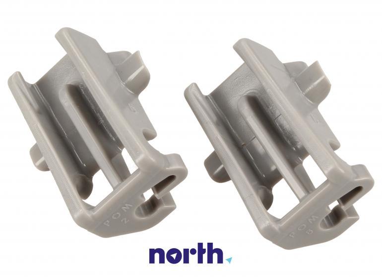 Zaczep grzebienia górnego kosza do zmywarki Bosch 00611474,1