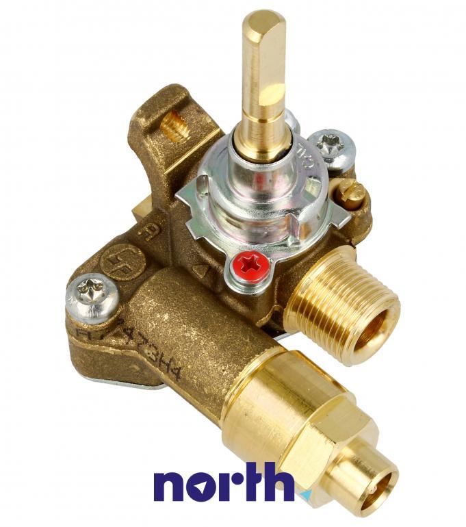 Zawór gazu palnika do kuchenki Bosch 00612254,0