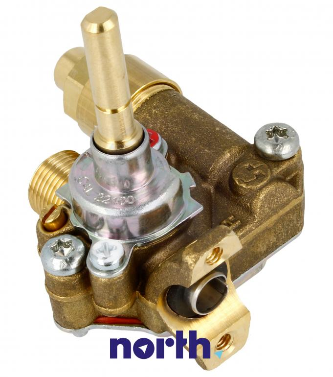 Zawór gazu palnika do kuchenki Bosch 00612254,1