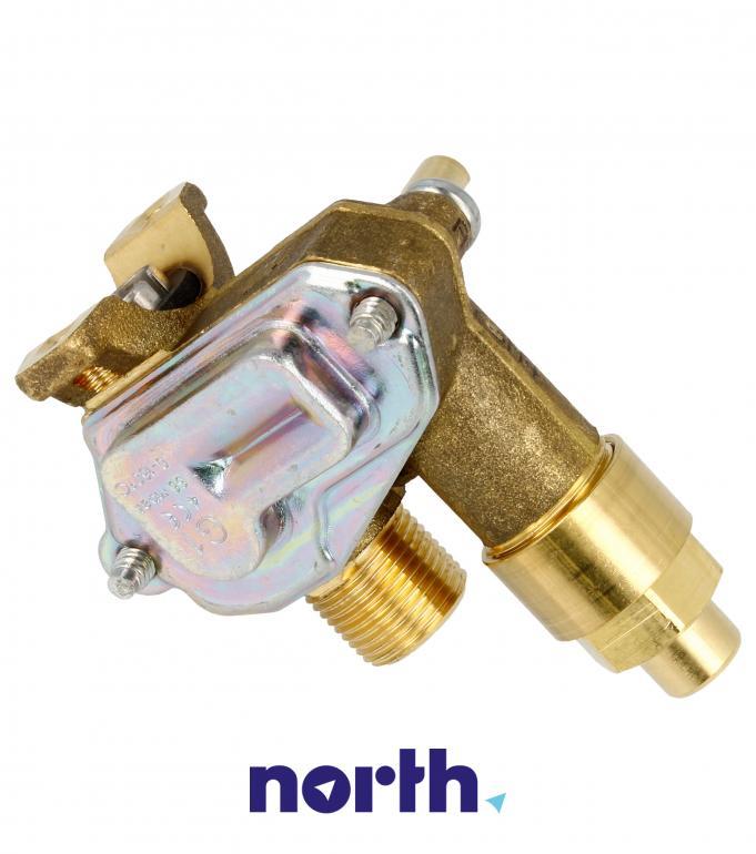 Zawór gazu palnika do kuchenki Bosch 00612254,2