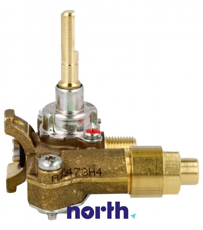 Zawór gazu palnika do kuchenki Bosch 00612254,3