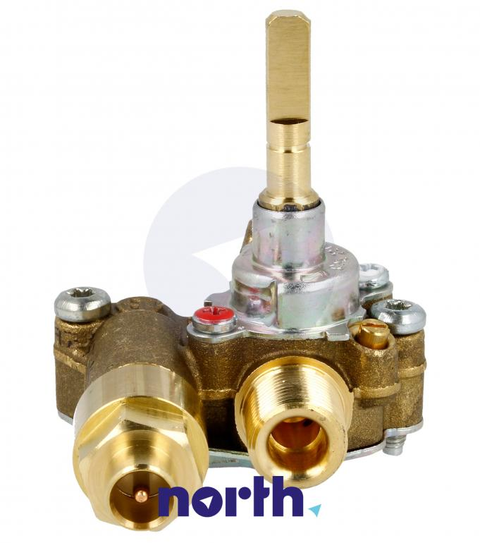 Zawór gazu palnika do kuchenki Bosch 00612254,4
