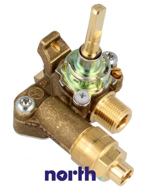 Zawór gazu palnika do kuchenki Bosch 00612255,0