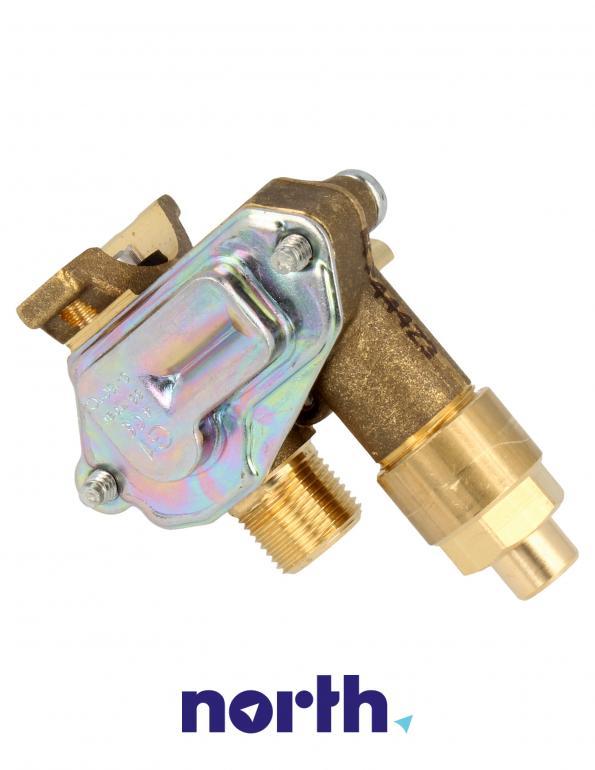 Zawór gazu palnika do kuchenki Bosch 00612255,2