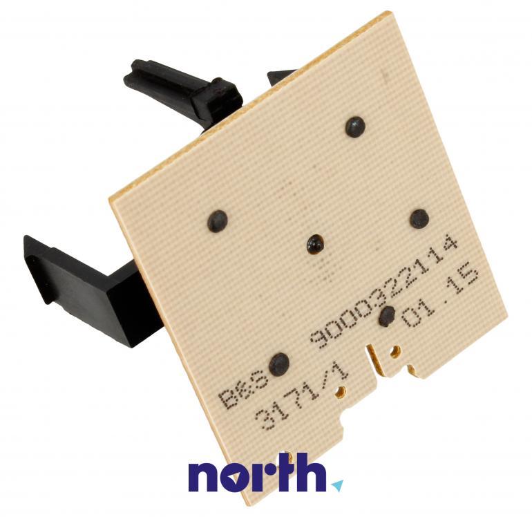 Pokrętło panelu sterowania do mikrofalówki Bosch 00611020,2