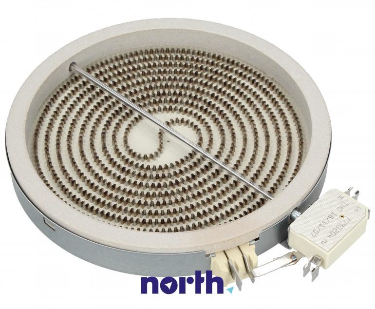 Średnie pole grzejne 2000W 180mm do płyty grzewczej Bosch 00644726,0