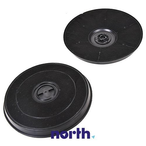 Filtr węglowy okrągły 4055173845 do okapu Electrolux 23.2cm,1