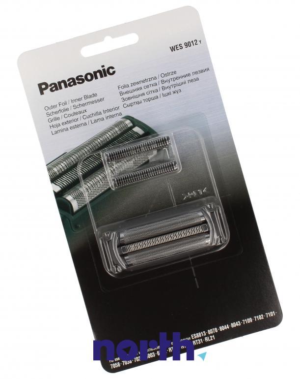 Folia + blok ostrzy do golarki Panasonic WES9012Y1361,0