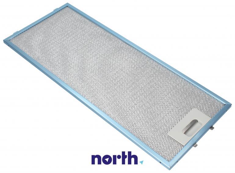 Filtr przeciwtłuszczowy kasetowy 47x19cm do okapu Candy 49024660,0