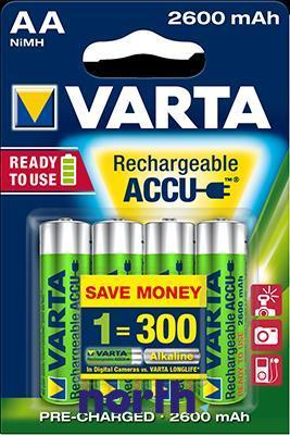 Akumulatorek AA 5716101404 Varta,0