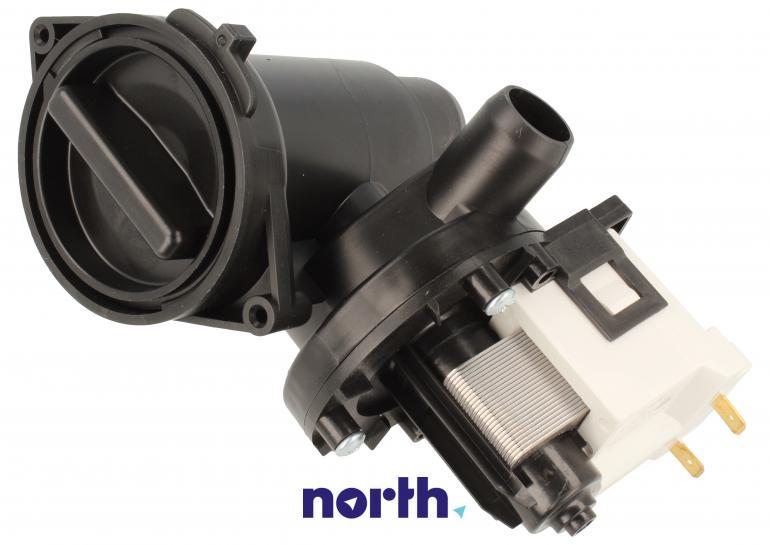 Pompa odpływowa kompletna (silnik + obudowa) 49115 do pralki Daewoo,0