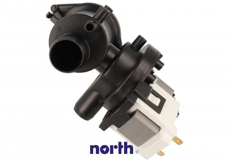 Pompa odpływowa kompletna (silnik + obudowa) 49115 do pralki Daewoo,2