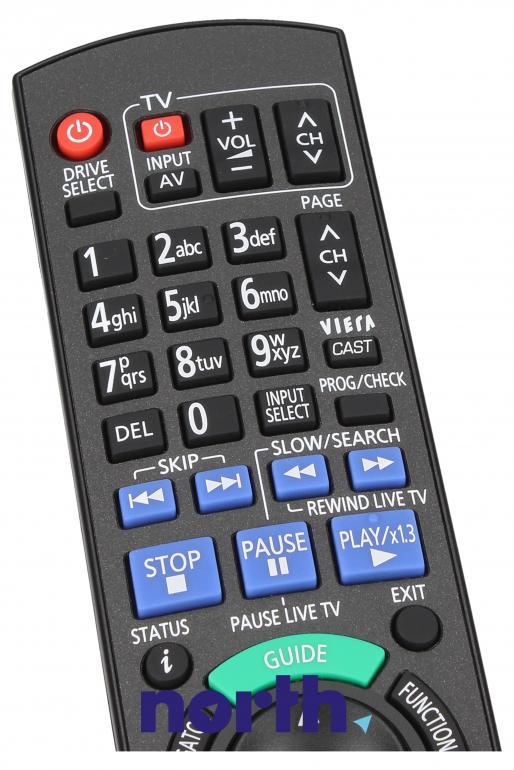 Pilot oryginalny N2QAYB000644 Panasonic,2