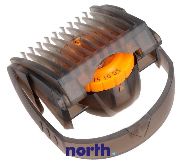 Nasadka grzebieniowa 0.5-6mm do strzyżarki | trymera BabyLiss 35807790,1