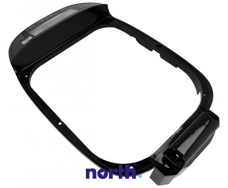 Ramka panelu sterowania do wypiekacza do chleba Panasonic ADB96E165K1S,1
