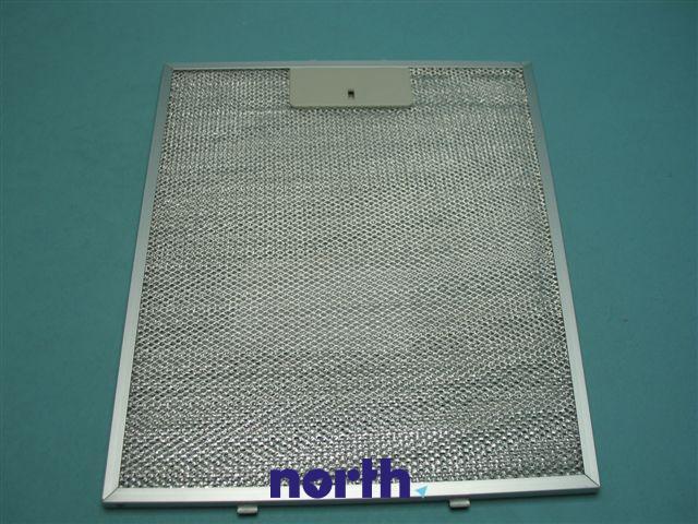 Filtr przeciwtłuszczowy metalowy (aluminiowy) do okapu Amica 1010429,0