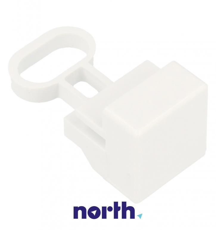 Mocowanie pokrywy pojemnika na warzywa do lodówki Bosch 00705015,1