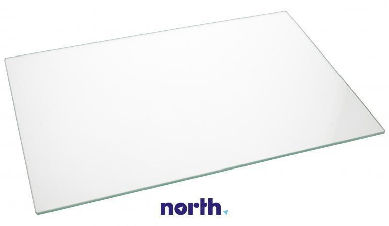 Półka szklana bez ramek do komory chłodziarki do lodówki Beko 4214906600,0