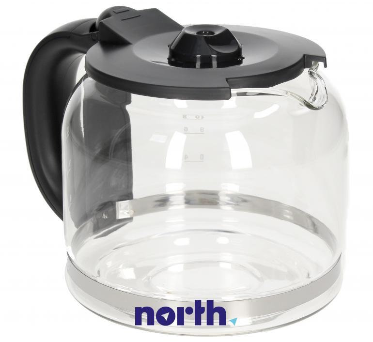 Dzbanek szklany z pokrywką do ekspresu Electrolux 4055210670,0