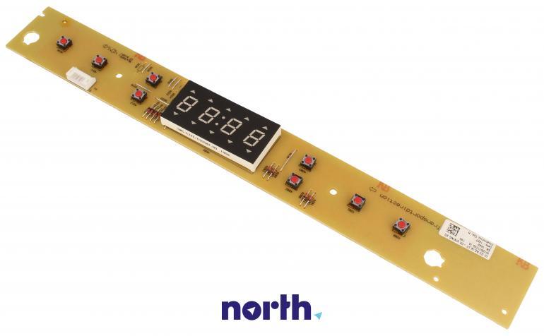 Wyświetlacz panelu sterowania do mikrofalówki Ikea 480120101506,0