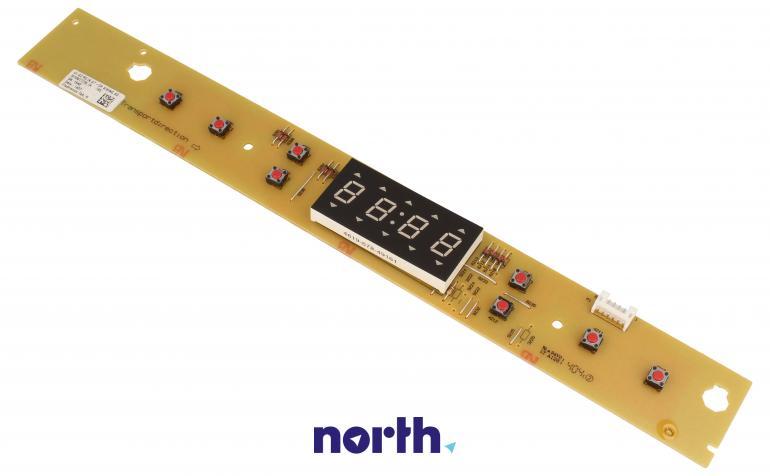 Wyświetlacz panelu sterowania do mikrofalówki Ikea 480120101506,1