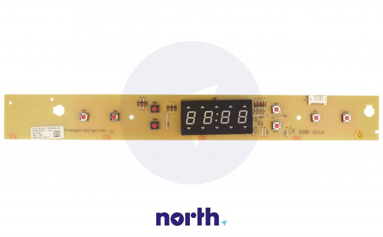 Wyświetlacz panelu sterowania do mikrofalówki Ikea 480120101506,4