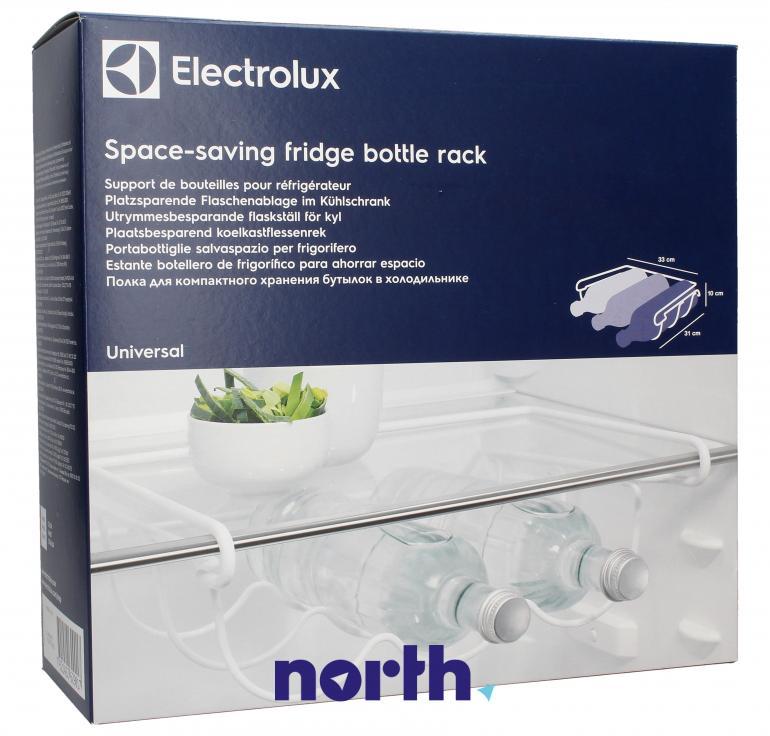 Uniwersalna półka druciana na butelki do lodówki ELECTROLUX / AEG E4RHBH01 9029792182,0