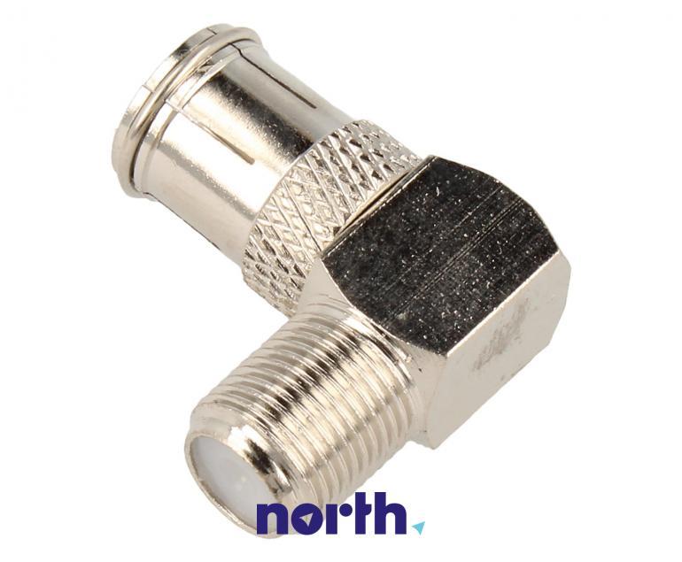 Adapter złącza F,2