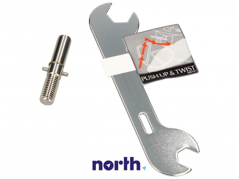 Mieszak elastyczny do robota kuchennego Kenwood AT502 AWAT502002,4