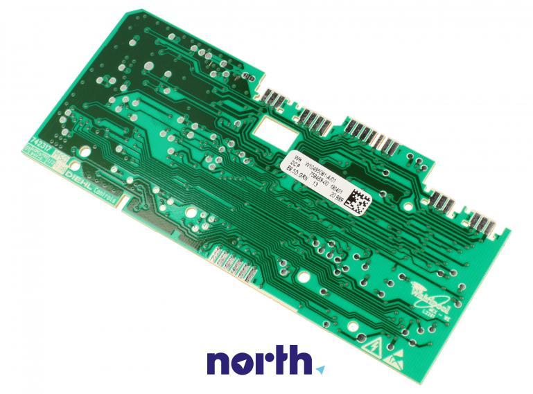 Moduł obsługi panelu sterowania do pralki Whirlpool 481010495081,2