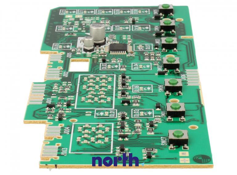 Moduł obsługi panelu sterowania do pralki Whirlpool 481010495081,4