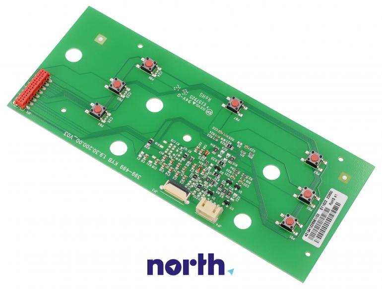 Płytka przycisków panelu sterowania do ekspresu Saeco 996530068721,0